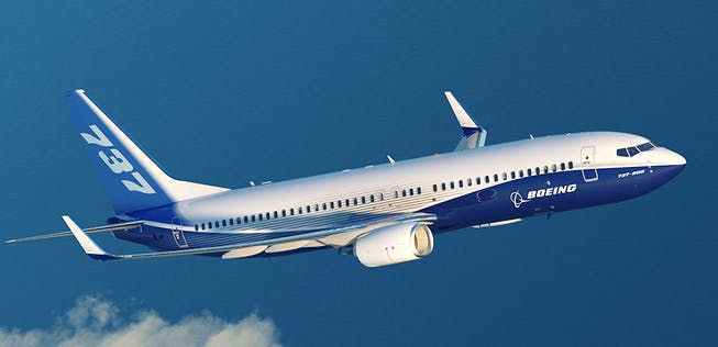 Familiarização Boeing 737-800NG