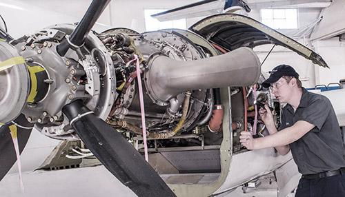 Fundamentos de Manutenção de Aeronaves