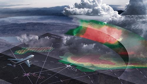 Radares Meteorológicos de Bordo