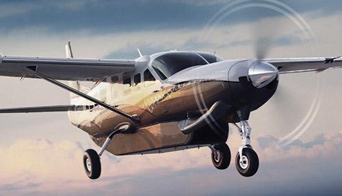 Cessna Caravan C208: Sistema Elétrico