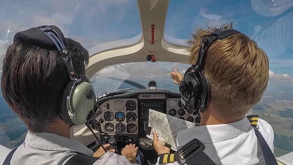 Preparatório para PP prático: Navegação Aérea (3/3)