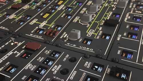 Airbus A320: Sistema Elétrico