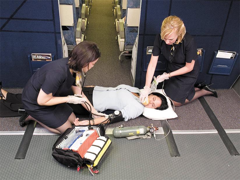 Primeiros Socorros em Aviação