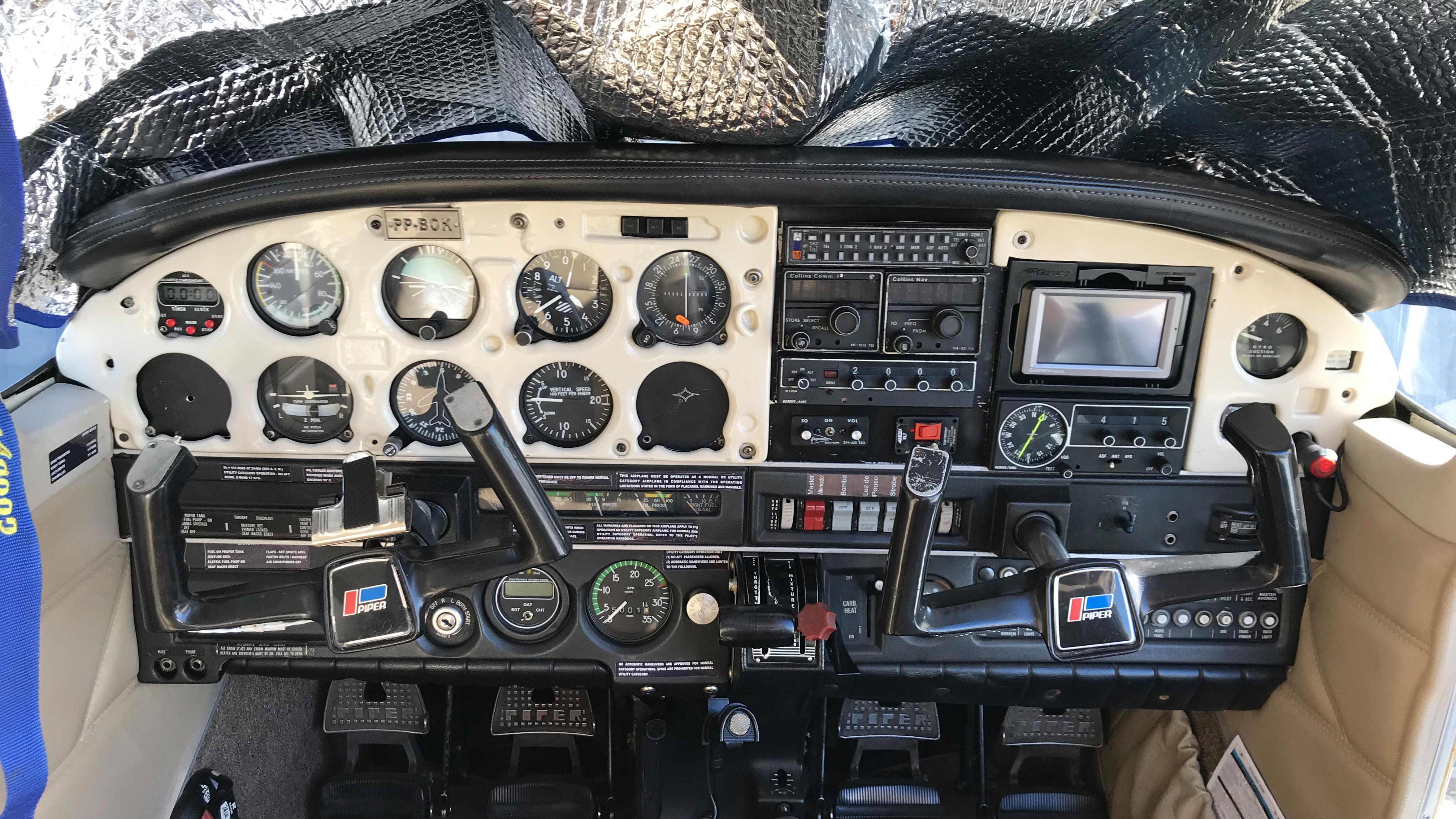 Ground School Embraer 712 - Tupi (P28A)