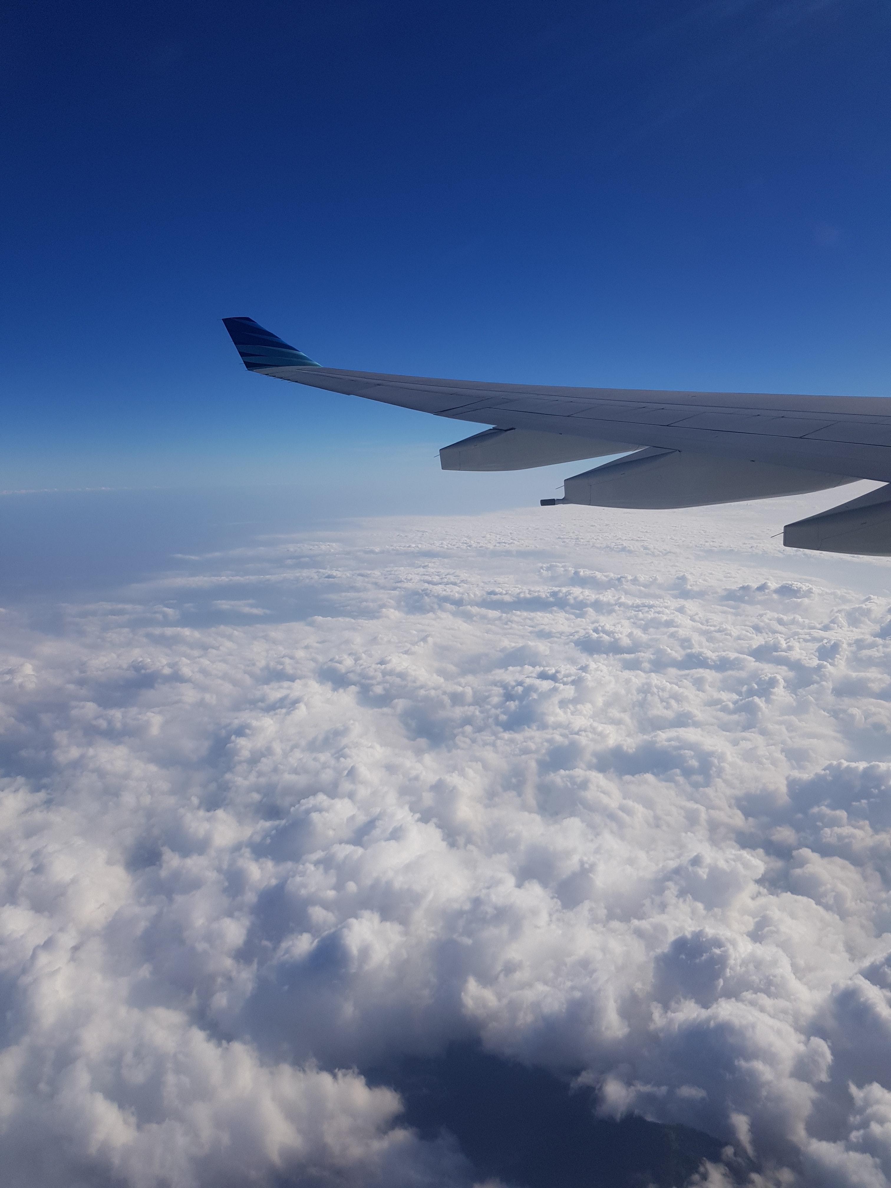 Performance de aeronaves a jato: Cruzeiro
